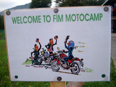 2007 Motocamp Slovakiassa